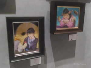 アクリル画 田村元 gallery hydrangea ギャラリー・ハイドランジア