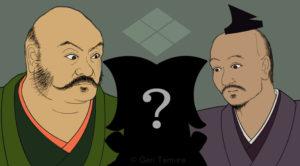 武田信玄と影武者 Shingen Takeda and his Kagemusha