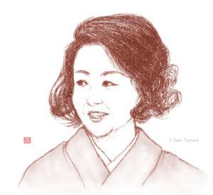追悼 野坂操壽 野坂惠子 RIP Soju Nosaka II a.k.a. Keiko Nosaka