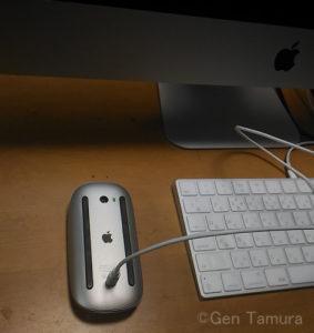 iMac Retina Magic Mouse 2